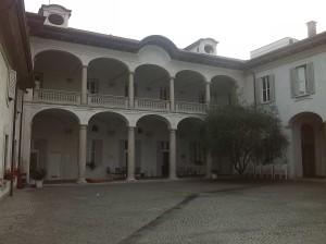 il luogo dell'ospedale gerardico, parecchio rifinito