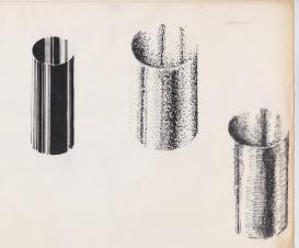 prove di riflettenza metallica