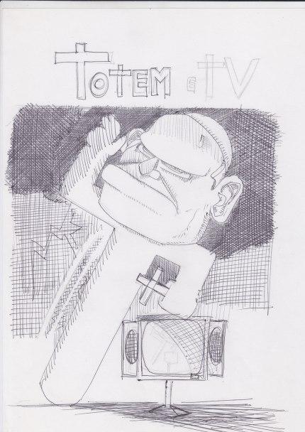 totem e tv