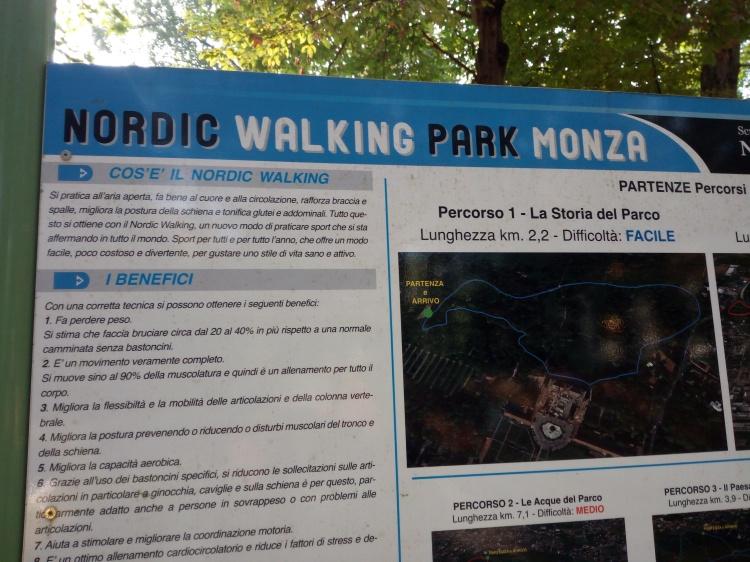 cartello parco